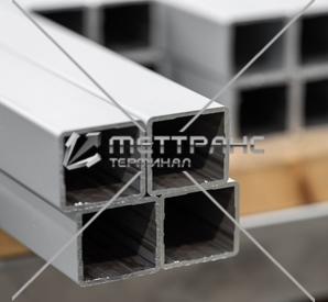 Профиль алюминиевый квадратный в Благовещенске