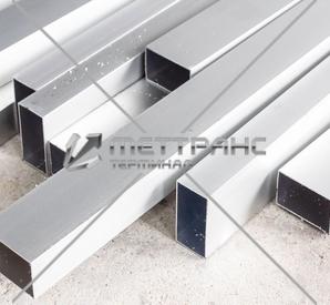 Профиль алюминиевый прямоугольный в Благовещенске
